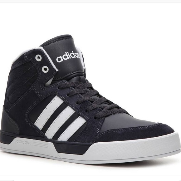 premium selection 0e3b3 64774 ... czech adidas neo high top sneakers 1e526 48553